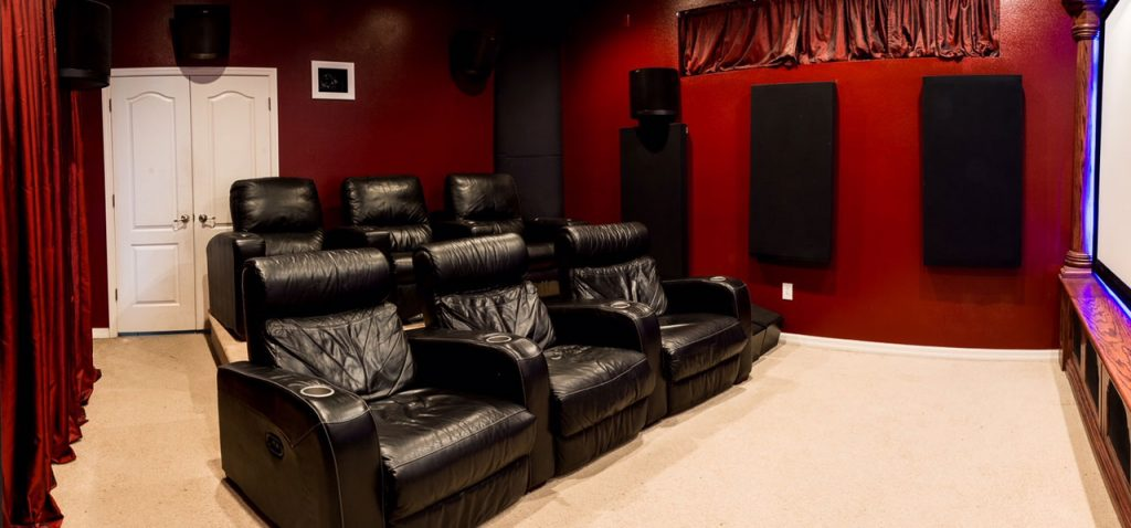 Youthman's Klipsch LaScala Home Theater