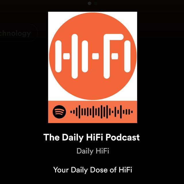Daily Hifi Podcast
